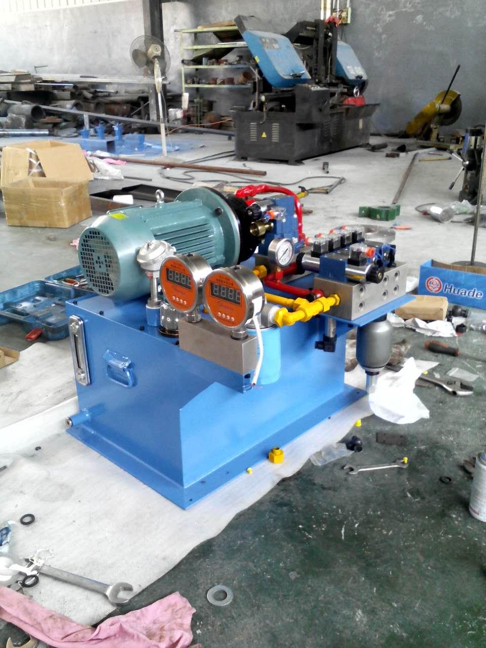 铸造机械液压站